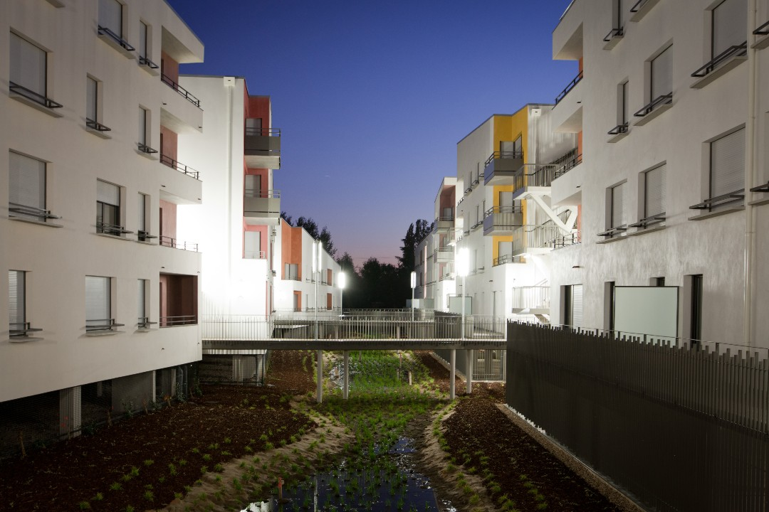 Logements collectifs 1