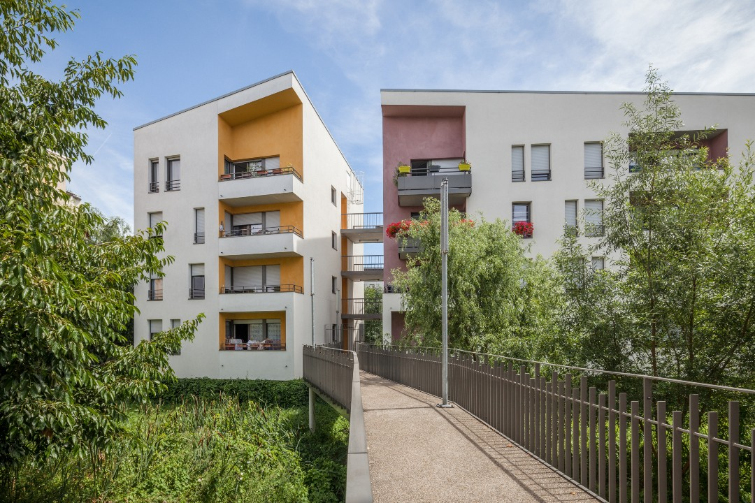 Logements collectifs 3