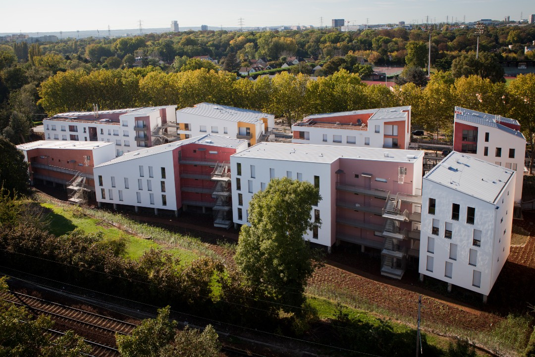 Logements collectifs 6
