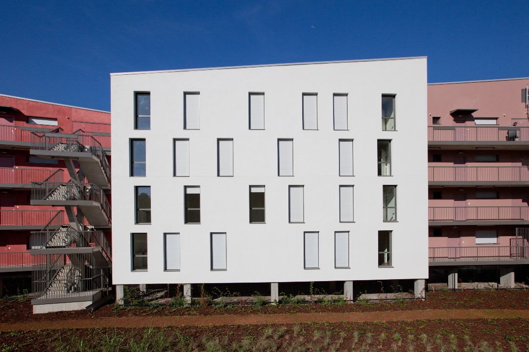 Logements collectifs 7
