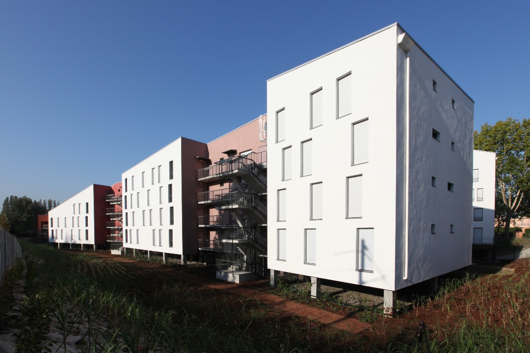 Logements collectifs 8