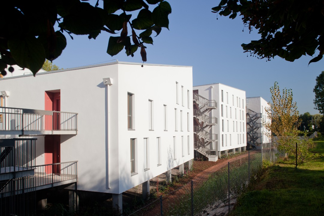 Logements collectifs 9